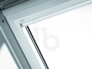 velux verduisterend rolgordijn solar wit design dsl 206 3101wle ib nl. Black Bedroom Furniture Sets. Home Design Ideas