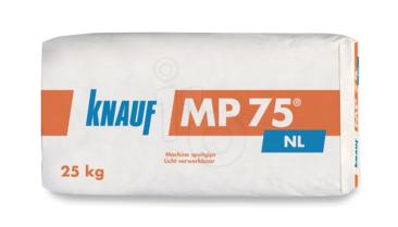 knauf mp 75 nl zak 25 kg ib nl. Black Bedroom Furniture Sets. Home Design Ideas