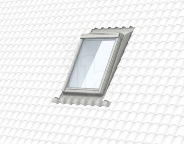 velux gootstuk aluminium eaw uk10 0000 ib nl. Black Bedroom Furniture Sets. Home Design Ideas