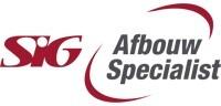 Logo van SIG AfbouwSpecialist